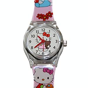 Hello Kitty Watch Pink SWS