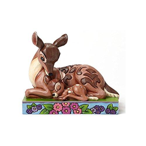 enesco-4049640-dormi-bene-giovane-principe-bambi-con-sua-madre-multicolore