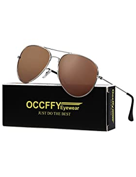 Occffy Gafas de sol Para Hombres