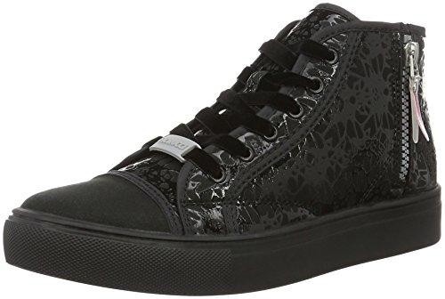 fioruccifdah0-scarpe-da-ginnastica-basse-donna-nero-nero-nero-37-eu
