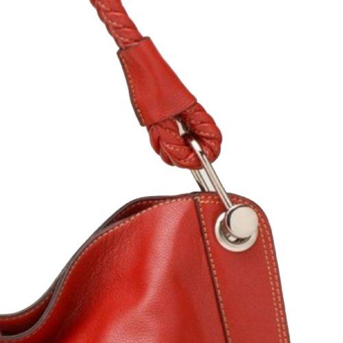 Silver Fever, Borsa a spalla donna (rosso)