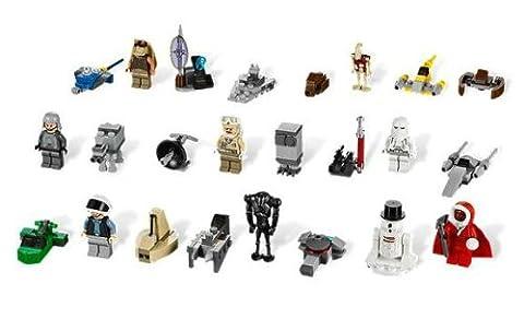 Lego Calendrier - LEGO Star Wars - 9509 - Jeu