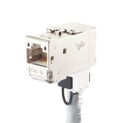 Preisvergleich Produktbild Metz Connect 130B11-E - Modul C6A 270° Jack