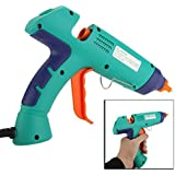 Proskit gk-389h Power outil professionnel 100W Hot Melt pistolet à colle avec indicateur à LED pour boîtes en carton Adhésif en plastique en bois en métal textiles en céramique