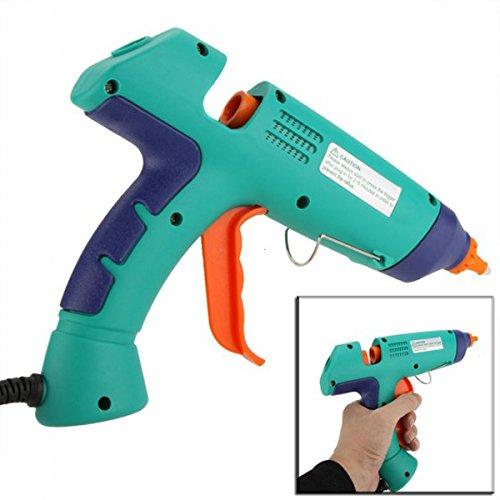 Proskit gk-389h Power outil professionnel 100 W Hot Melt pistolet à colle avec indicateur à LED pour boîtes en carton Adhésif en plastique en bois en métal textiles en céramique