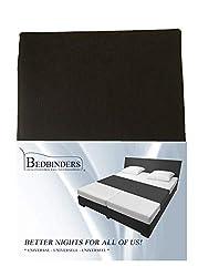 Bedbinders | Verbindet zwei Matratzen zu einer großen LiegeFläche | Beenden Sie das Verrutschen mit dieser Matratzenhalter | Antirutsch Liebesbrücke | Matratzenkeil | Bettbrücke | Bettkeil