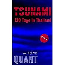 TSUNAMI - 120 Tage in Thailand: Kriminalroman