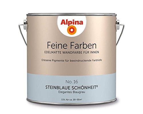 Alpina Feine Farben Steinblaue Schönheit 2,5 LT - 898602