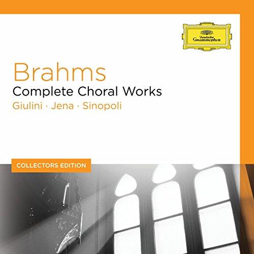 Brahms-Chor-Werke (Collectors Edition) (Johannes Brahms Complete Works)
