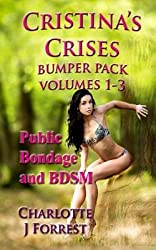 [ { Cristina's Crises: Public Bondage and Bdsm } ] BY ( Author ) Jan-2014 [ Paperback ]