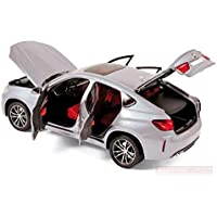 NOREV NV183200 BMW X6 M 2015 Silver 1:18 MODELLINO Die Cast Model