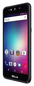 BLU Grand X SIM-Free Smartphone - Black