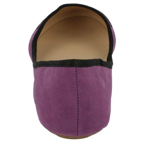 Anne Michelle  L4946, Ballerines pour femme Violet - violet