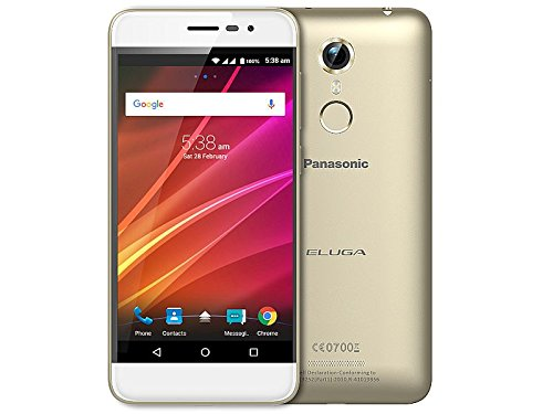 Panasonic Eluga ARC - Gold