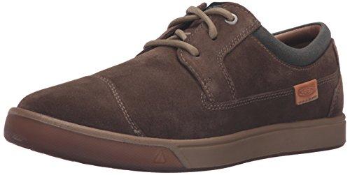 Keen , Chaussures de ville à lacets pour homme marron CASCADE BROWN CASCADE BROWN