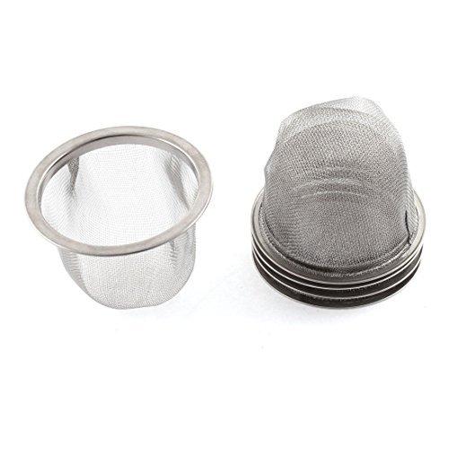 Preisvergleich Produktbild Basin Filter Mesh-Sink Seiher 2,5 Zoll Außen 2,2 Zoll Inner 5 PC