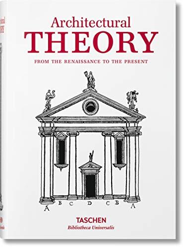 Architectural Theory por Taschen