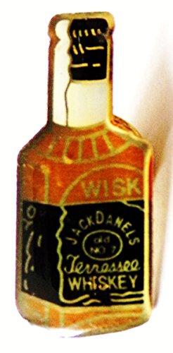 e - Pin 31 x 12 mm (Jack Daniels Kostüm)