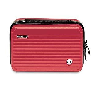 Ultra Pro GT-Caja para portaequipajes, Color Rojo (15275)