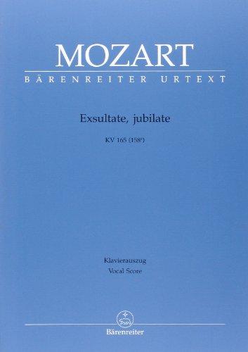 MOZART, Exsultate, jubilate - KV 165 (15...