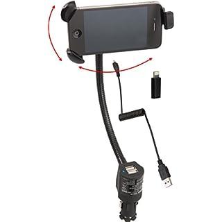 HP Autozubehör 29382 Uni Smartphone-Halterung 2xUSB