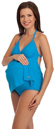 Be Mammy Maternity Bathing Suit 1R31N2 Ozean