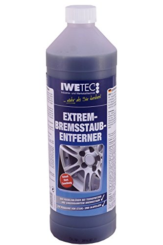 Felgenreiniger Iwetec Extrem Bremsstaubentferner 1L Konzentrat
