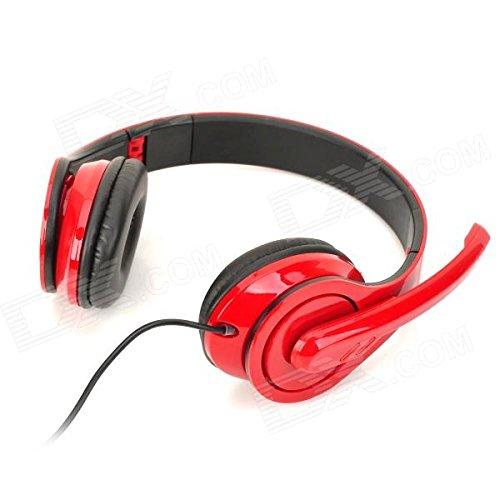 Auricular con micrófono OVLENG X8–MP3y teléfono