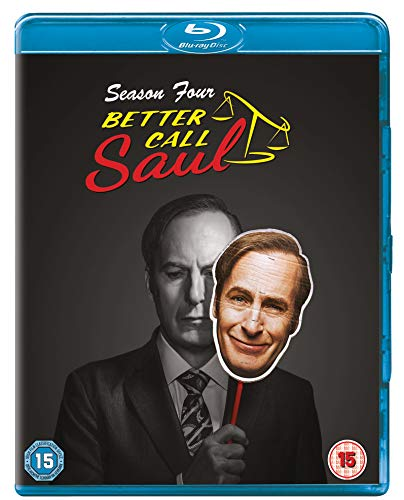Better Call Saul - Series 4 [Blu-ray]