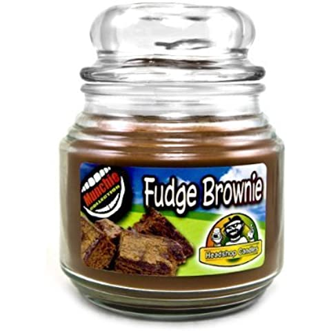 Fudge Brownie 16oz Jar by Headshop