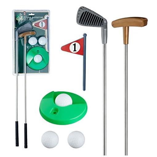 Preis-am-Stiel-Golfset-6-teilig-Outdoorspielzeug-Golfset-Mini-Spiele-fr-drauen-Golfsport-Golfset-fr-Mnner-Geschenkidee-fr-Kinder-Outdoor-Spiele-fr-Kinder-Spielzeug