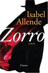 vignette de 'Zorro (Isabel Allende)'