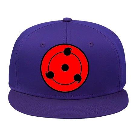 2015in Frauen-Best Stil Sharingan Snapback für Outdoor Kopf tragen Günstige Preis Schnelle Lieferung Baumwolle naomirice Hip Hop, damen unisex Herren, violett (Tragen Baseball)