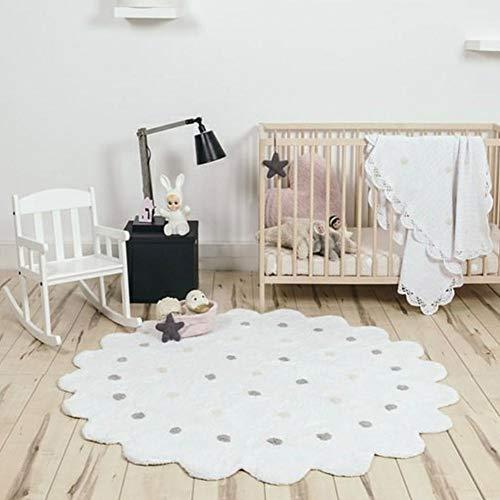 SUNSETGLOW Baby Crawling MA Kids Teepee Estera Lona