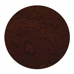 Creleo 790544 Pigment de coloration pour ciment, plâtre, silicone, artelin et argile, 125g, marron