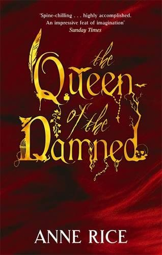 QUEEN OF THE DAMNED (REISSUE) - Anne Rice