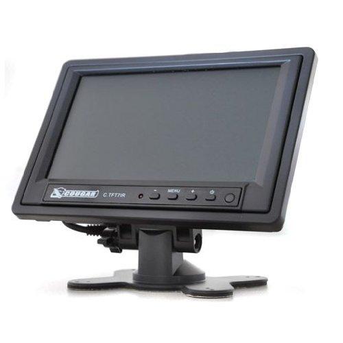 Auto Car TFT-LCD-Monitor für Navi TV DVD (Tv-entertainment-konsole)