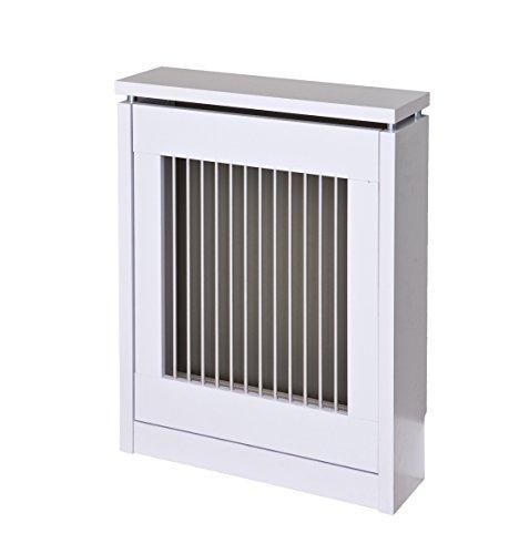 Intradisa 3060 - Cubre radiador, 60 cm de ancho blanco