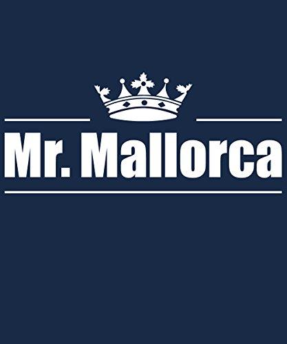 ::: MR. MALLORCA ::: Boys T-Shirt Navy