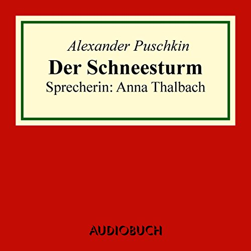 Buchseite und Rezensionen zu 'Der Schneesturm' von Alexander Puschkin