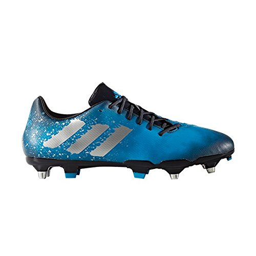 adidas Malice Elite Sg, Chaussures de Rugby Homme blue