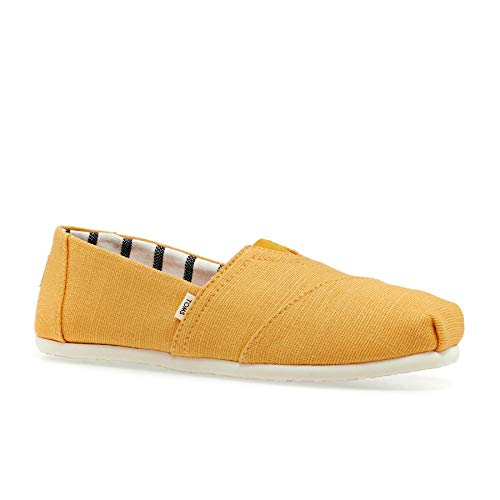 TOMS Damen Women Alpargata Gold Fusion Espadrilles, 000, 40 EU (Schuhe Canvas Toms Slip)
