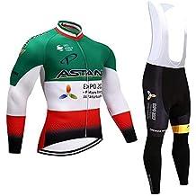 Amazon.es  Culotte Largo Ciclismo - Verde 5dea6a063e4da