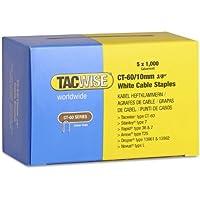 Tacwise 1094 CT-6 Punti da 10 mm, Finitura in Bianco