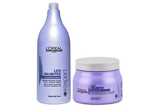 Buy Loreal Professional Liss Smoothing Shampoo With Mask
