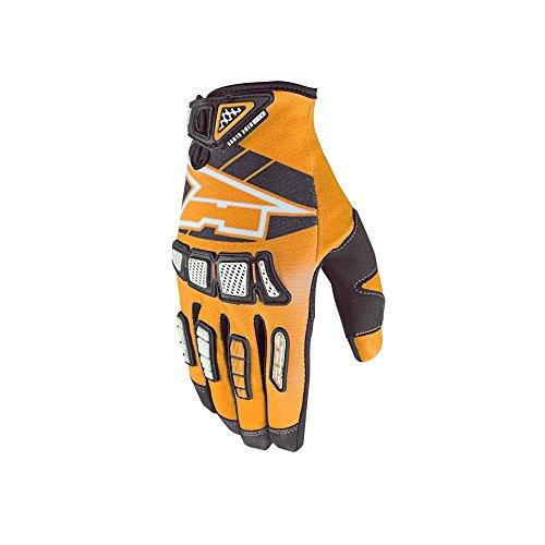 AXO MX4T0036O00XXL Guanto Tessuto Whip, Arancione/Nero, XXL