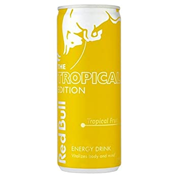 Red Bull 250ml Tropical...