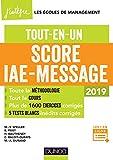 Score IAE-Message - 2019 - Tout-en-un