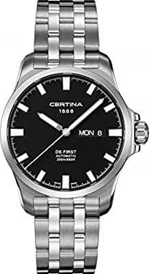 Certina C014.407.11.051.00 Men's Watch XL Analogue Automatic