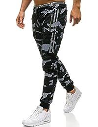BOLF Pantaloncini corti – Con stampe - Stile sportivo – Da uomo 7G7